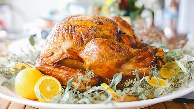Traditional Thanksgiving Dinner Menu  Traditional Thanksgiving Dinner Menu Recipes Turkey