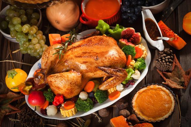 Traditional Thanksgiving Dinner Menu  Thanksgiving Dinner Menu