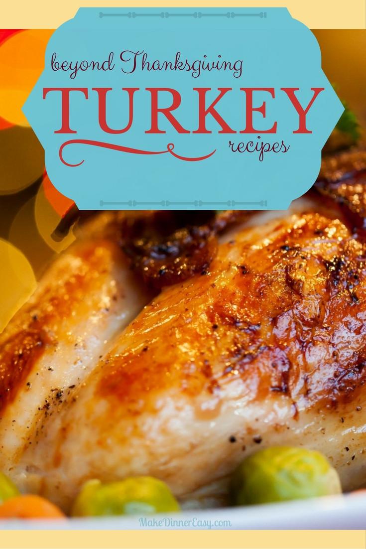 Traditional Thanksgiving Turkey Recipe  Turkey Recipes