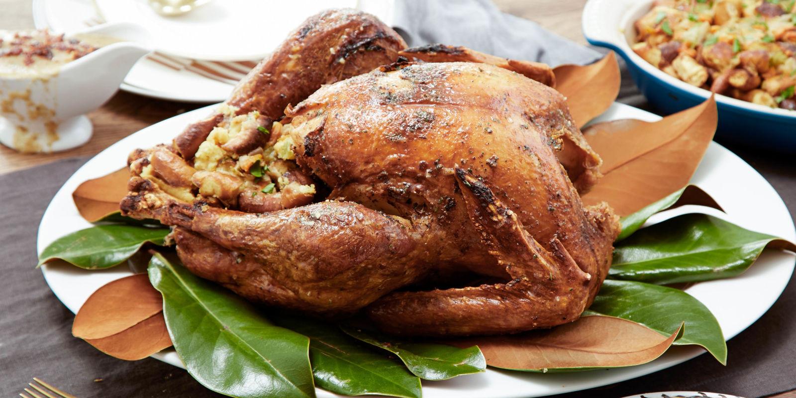 Traditional Thanksgiving Turkey Recipe  40 Traditional Thanksgiving Dinner Menu and Recipes