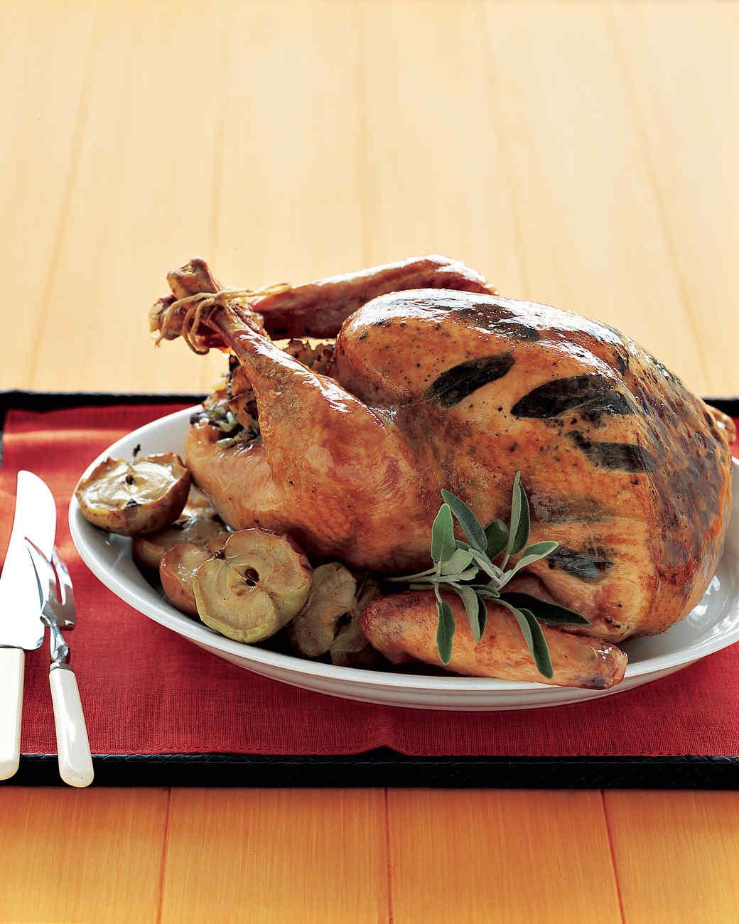Traditional Thanksgiving Turkey Recipe  Easy Turkey Recipes