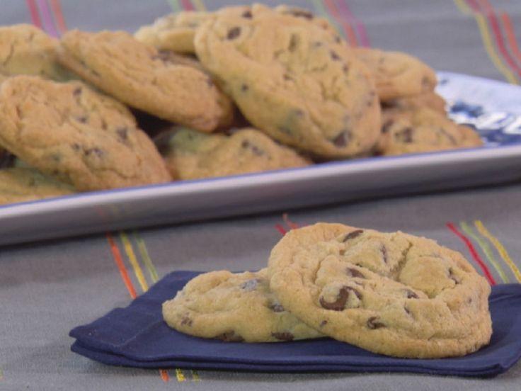 Trisha Yearwood Christmas Cookies  Chewy Chocolate Chip Cookies Recipe