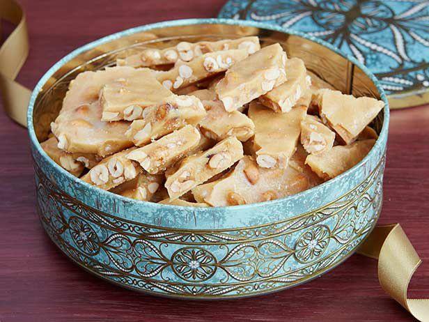 Trisha Yearwood Christmas Cookies  Peanut Brittle from Trisha Yearwood s Georgia Cooking in