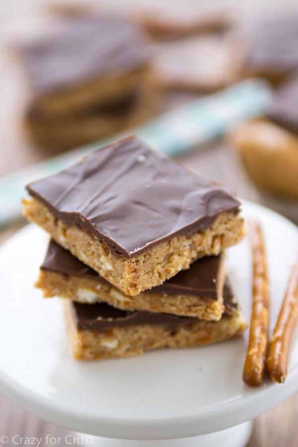 Trisha Yearwood Christmas Cookies  Trisha Yearwood Inspired Chocolate Peanut Butter Bars