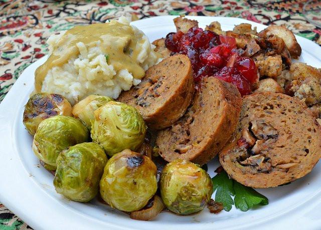 Turkey Alternative Thanksgiving  Alternative Thanksgiving Food for 5 mon Diets