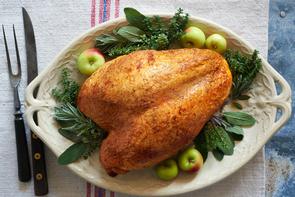 Turkey Cooking Recipes For Thanksgiving  Roast Turkey Breast Recipe NYT Cooking