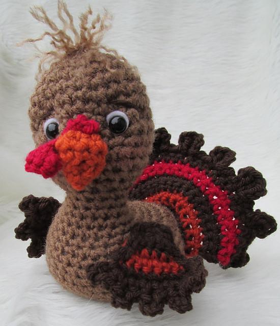 Turkey Designs For Thanksgiving  10 Free Thanksgiving Crochet Patterns