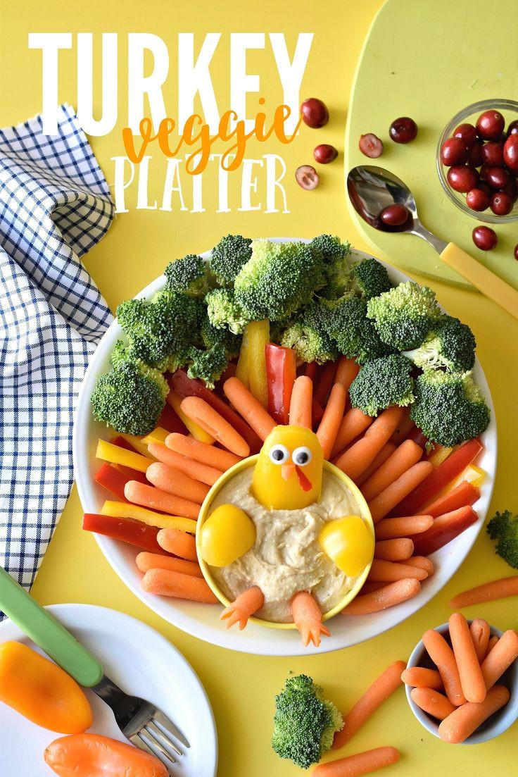 Turkey Veggie Platter For Thanksgiving  25 great ideas about Turkey veggie platter on Pinterest