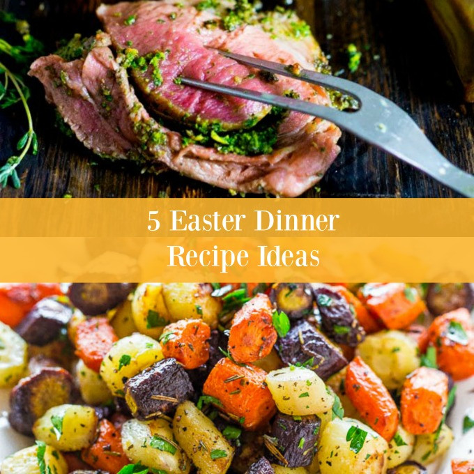 Unique Christmas Dinner Ideas  5 Unique Easter Dinner Recipes SoFabFood Holiday
