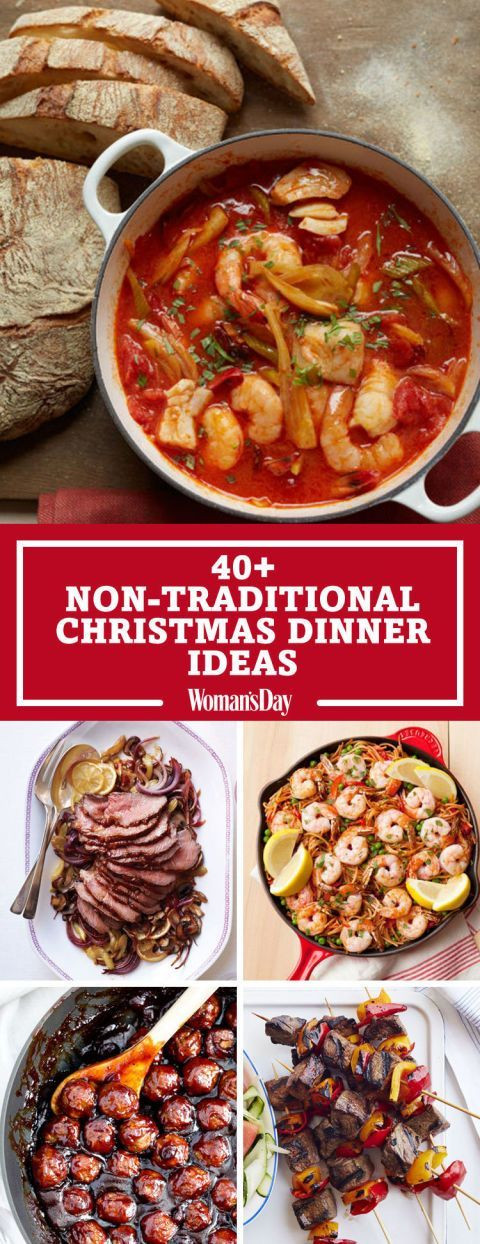 Unique Christmas Dinners  1000 ideas about Traditional Christmas Dinner Menu on