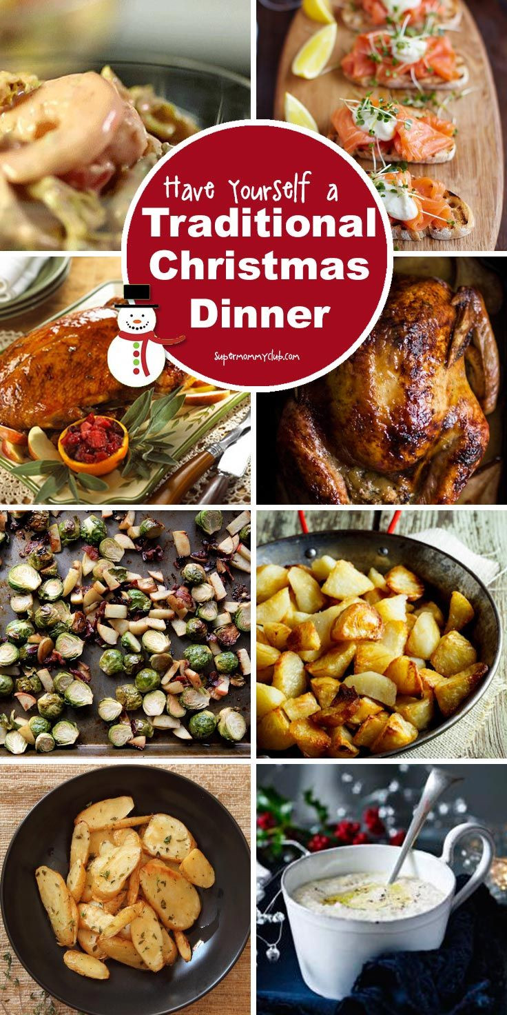 Unique Christmas Dinners  1000 ideas about Christmas Dinner Menu on Pinterest