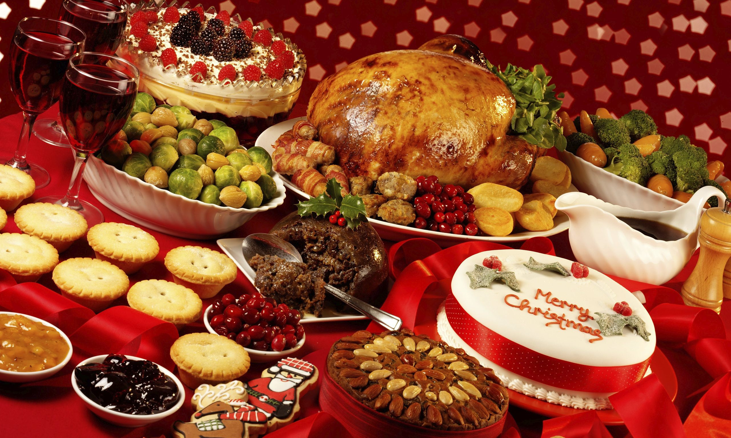 Unique Christmas Dinners  Worried About Overeating This Christmas