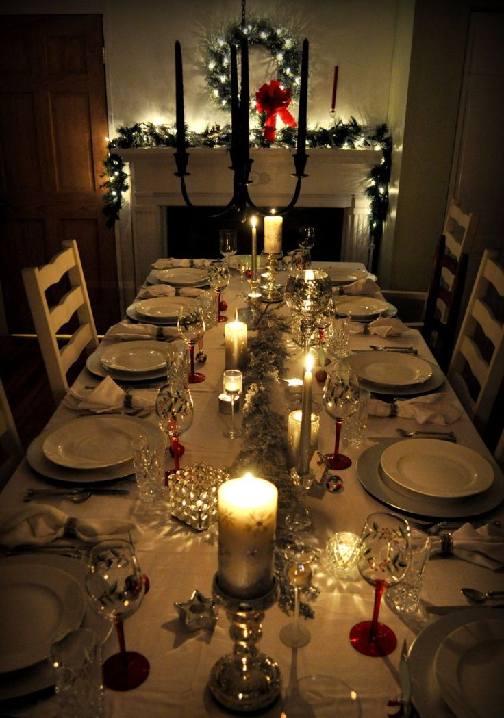 Unique Christmas Dinners  302 best Creative Table Settings images on Pinterest