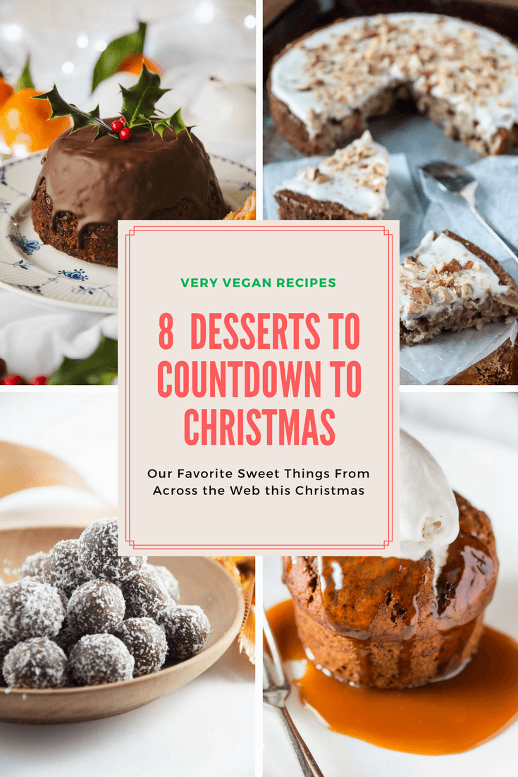 Vegan Candy Recipes Christmas  8 Delicious Vegan Christmas Desserts and Sweets