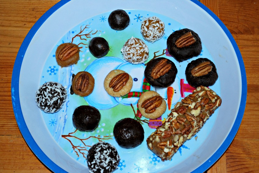 Vegan Candy Recipes Christmas  The Peaceful Kitchen Raw Vegan Christmas Candy