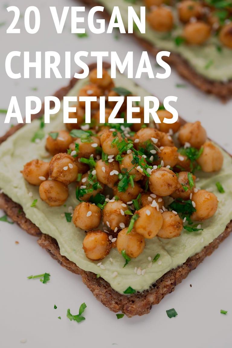 Vegan Christmas Appetizers  20 Vegan Christmas Appetizers Simple Vegan Blog