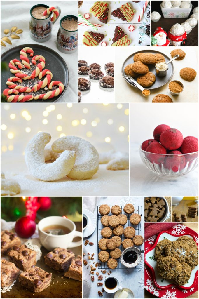 Vegan Christmas Cookie Recipes  26 Vegan Christmas Cookies Too Good to with Santa