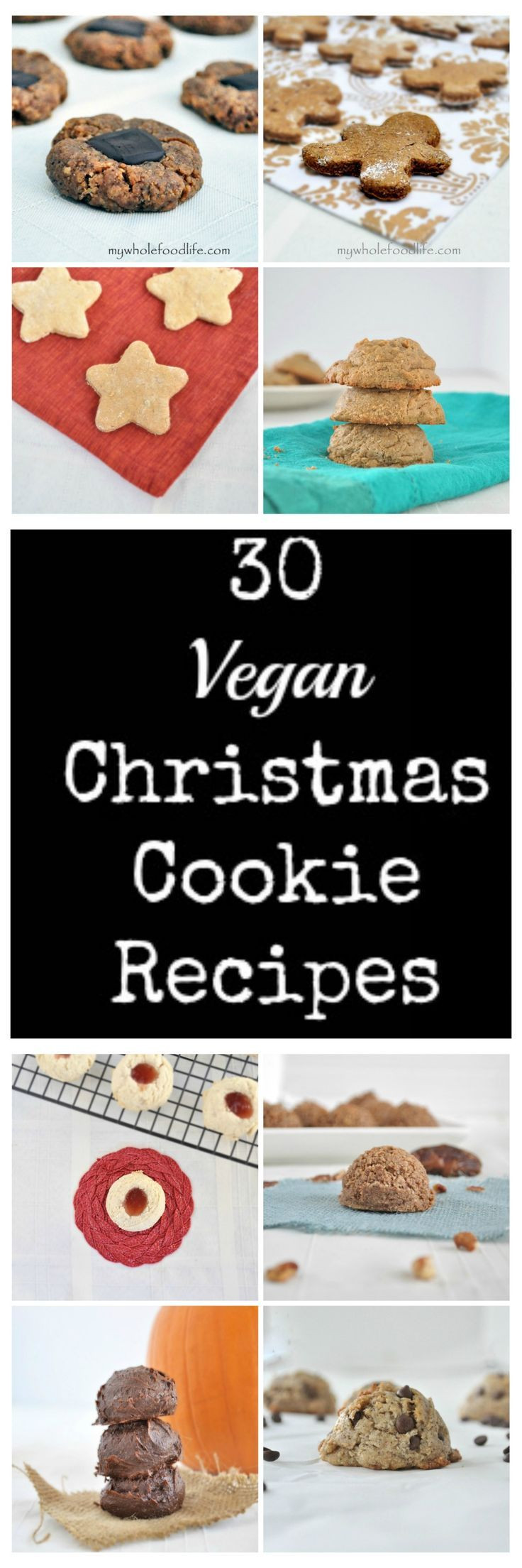Vegan Christmas Cookie Recipes  17 Best ideas about Vegan Christmas Cookies on Pinterest