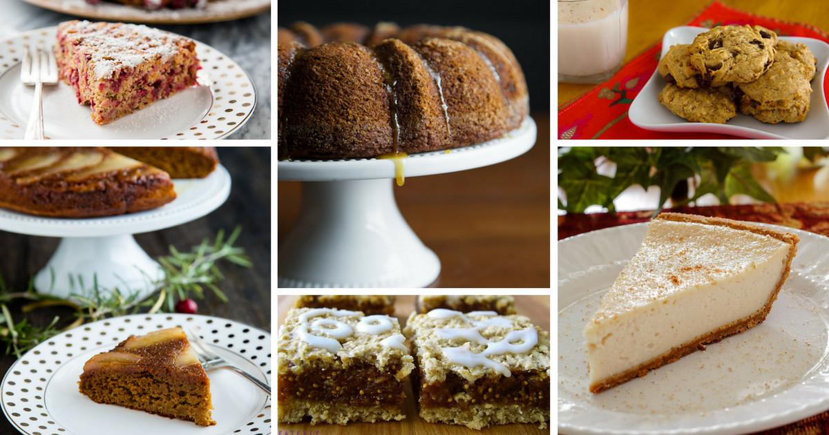 Vegan Christmas Desserts Recipe  10 Healthy Vegan Christmas Dessert Recipes