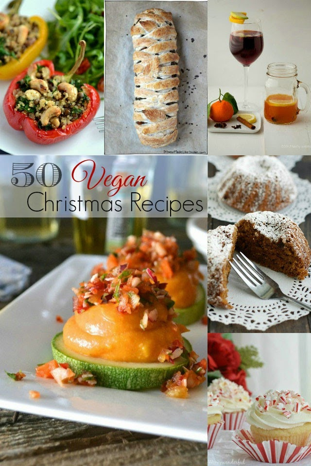 Vegan Christmas Recipes  Woman in Real Life The Art of the Everyday 50