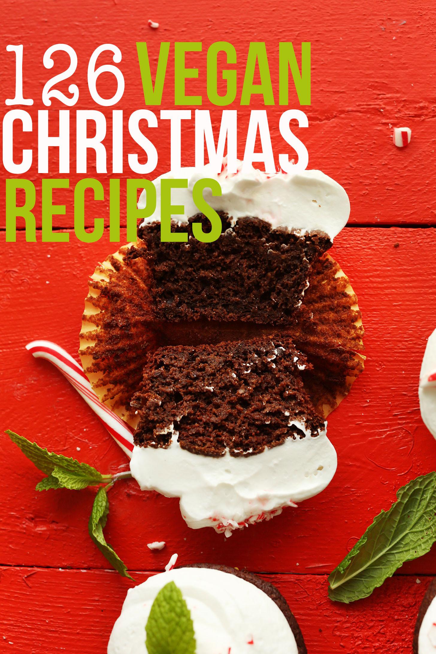 Vegan Christmas Recipes  126 Vegan Christmas Recipes