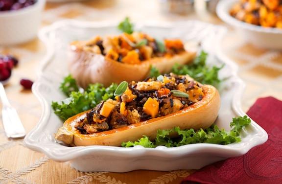 Vegan Dishes For Thanksgiving  Vegan Thanksgiving Ve arians Wel e