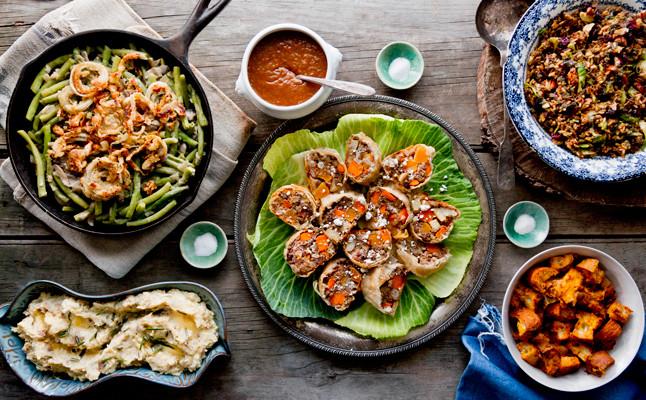 Vegan Dishes For Thanksgiving  A Ve arian Thanksgiving Menu 3 Day Game Plan