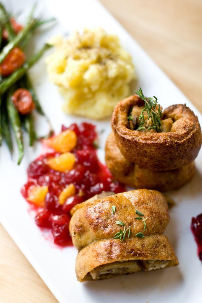 Vegan Dishes For Thanksgiving  vegan thanksgiving Vegan Recipes