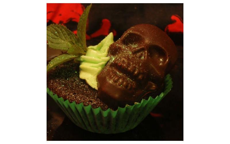 Vegan Halloween Cupcakes  Vegan Halloween Cupcakes VRC