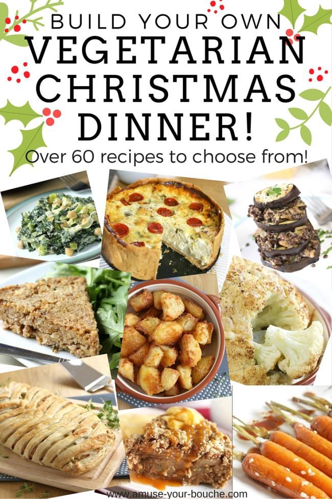 Vegan Recipes For Christmas Dinner  Build your own ve arian Christmas dinner Amuse Your
