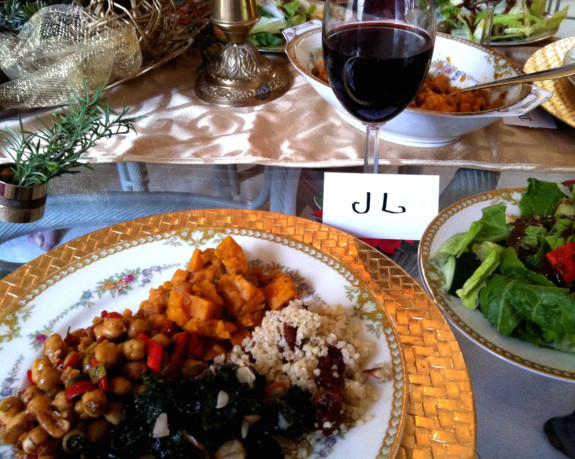 Vegan Recipes For Christmas Dinner  What s for Christmas Dinner Here are some yummy and quick