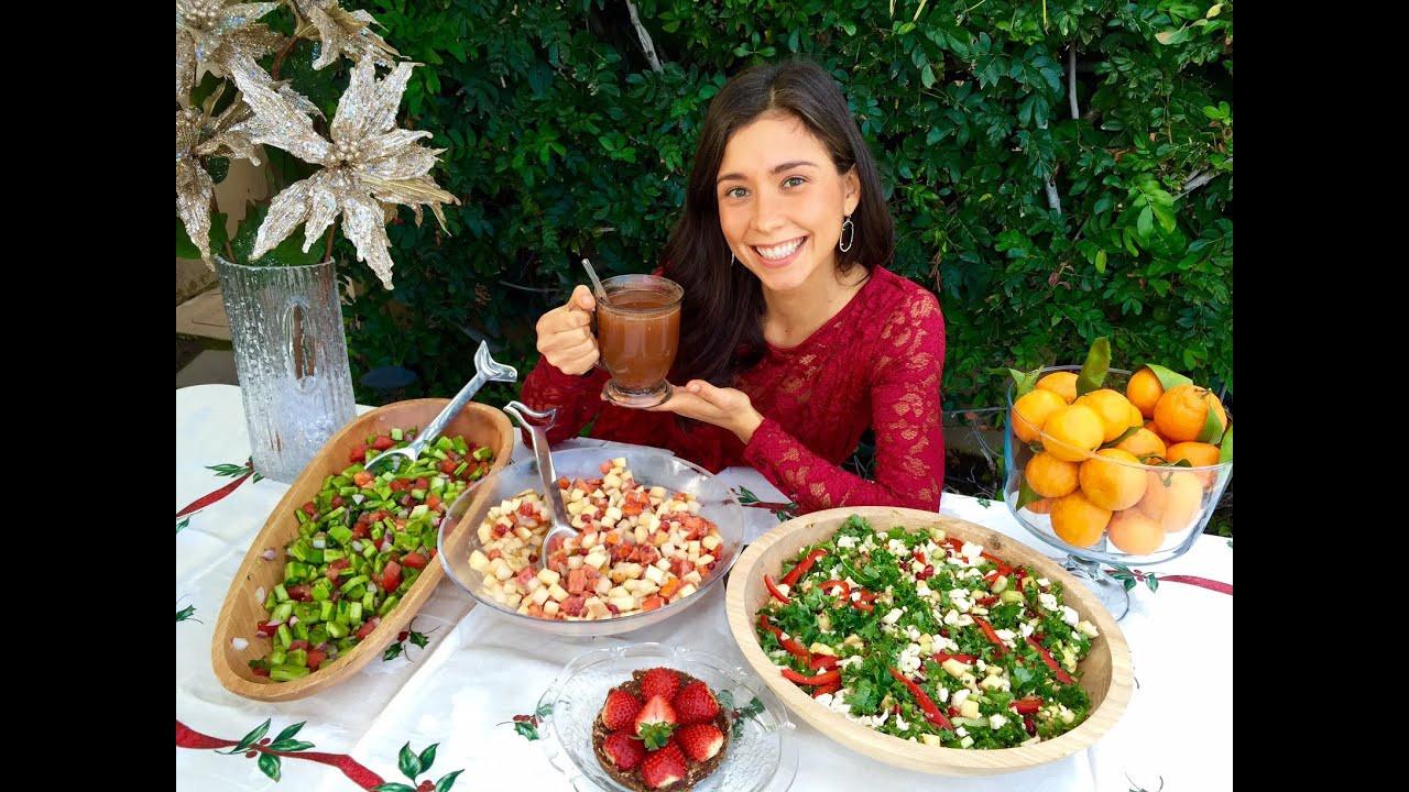 Vegan Recipes For Christmas Dinner  My Raw Vegan Christmas Dinner