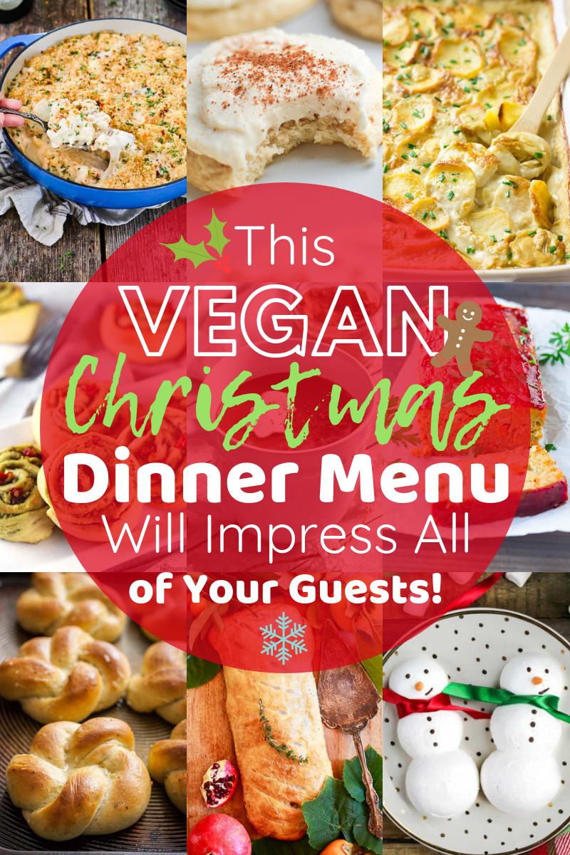 Vegan Recipes For Christmas Dinner  This Vegan Christmas Dinner Menu Will Impress All of Your