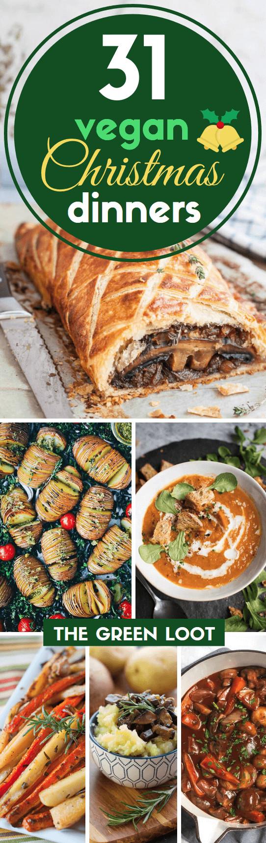 Vegan Recipes For Christmas Dinner  31 Divine Vegan Christmas Dinner Recipes Easy Healthy