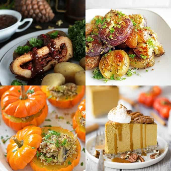 Vegan Thanksgiving 2019  38 Festive Vegan Thanksgiving Recipes Vegan Heaven