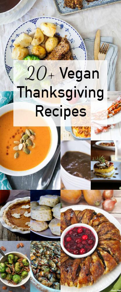 Vegan Thanksgiving 2019  Vegan Thanksgiving Recipes