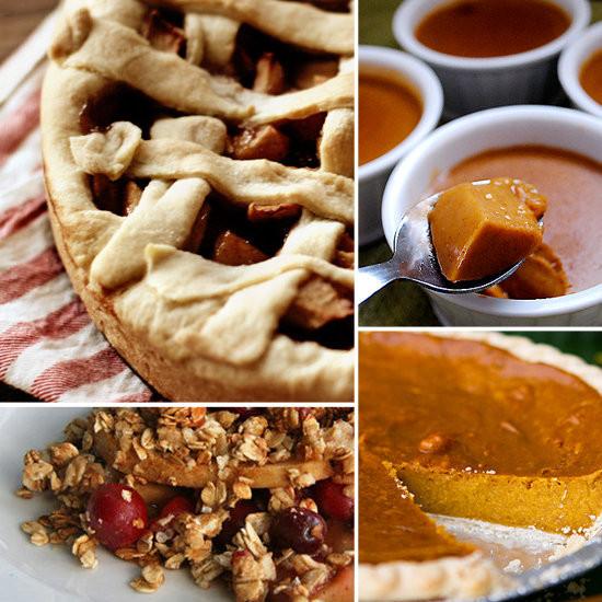Vegan Thanksgiving Dessert  Vegan Thanksgiving Pies and Desserts