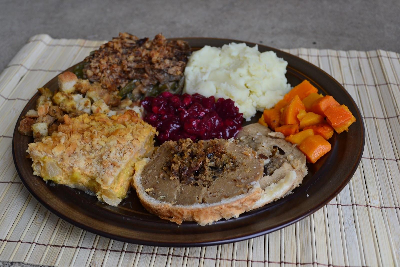Vegan Thanksgiving Dinner  Growing Up Veg Thanksgiving Round Up