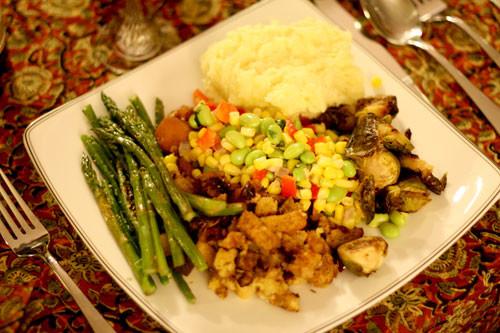 Vegan Thanksgiving Dinner  Processed Vegan Foods and Processed Ve arian Foods
