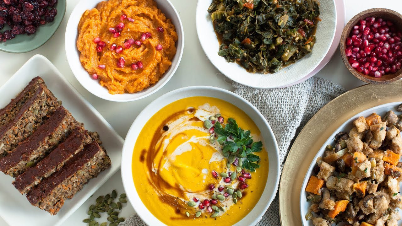 Vegan Thanksgiving Entrees  Amazing VEGAN THANKSGIVING Recipes