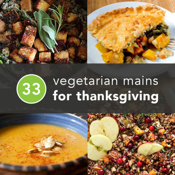 Vegan Thanksgiving Entrees  33 Ve arian Thanksgiving Recipes Made With Real Food