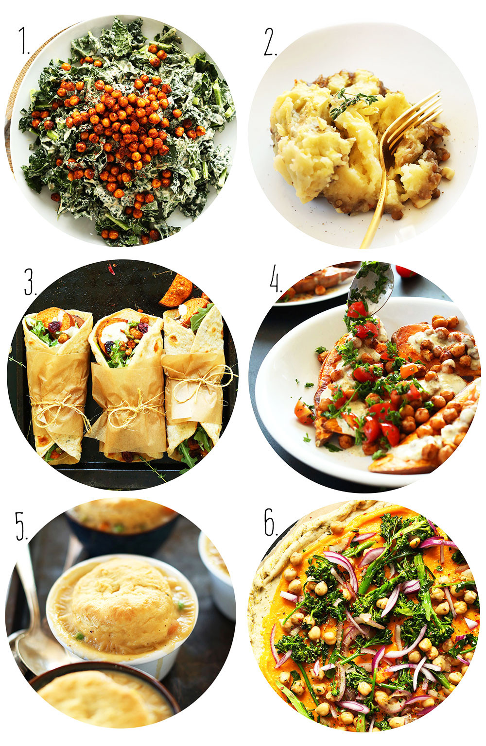 Vegan Thanksgiving Entrees  Vegan Thanksgiving Recipes