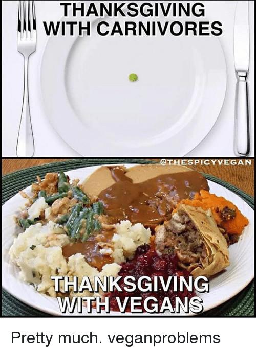 Vegan Thanksgiving Meme  25 Best Memes About Vegan Thanksgiving