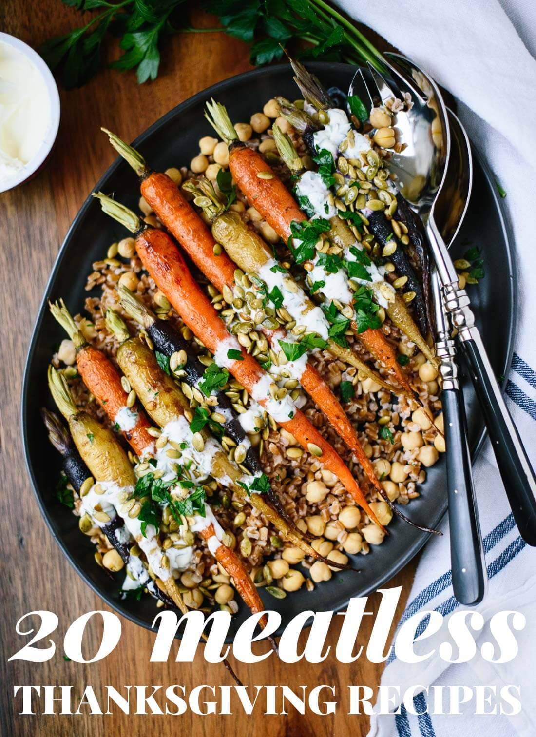 Vegan Thanksgiving Sides  20 Ve arian Thanksgiving Recipes Cookie and Kate
