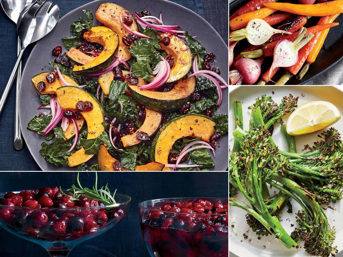 Vegan Thanksgiving Sides  Vegan Thanksgiving Menu Recipes and Ideas Cooking Light