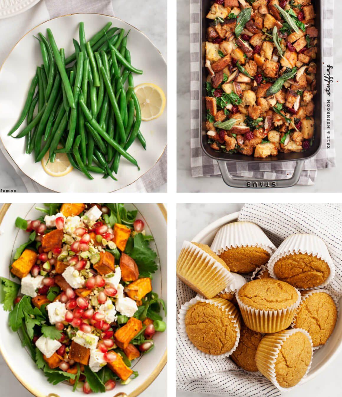 Vegan Thanksgiving Sides  Ve arian Thanksgiving Sides Love and Lemons
