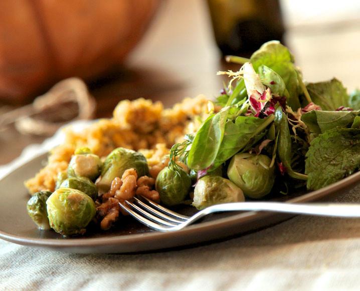 Vegan Thanksgiving Sides  Vegan Ve arian Thanksgiving Recipes Vegan Thanksgiving