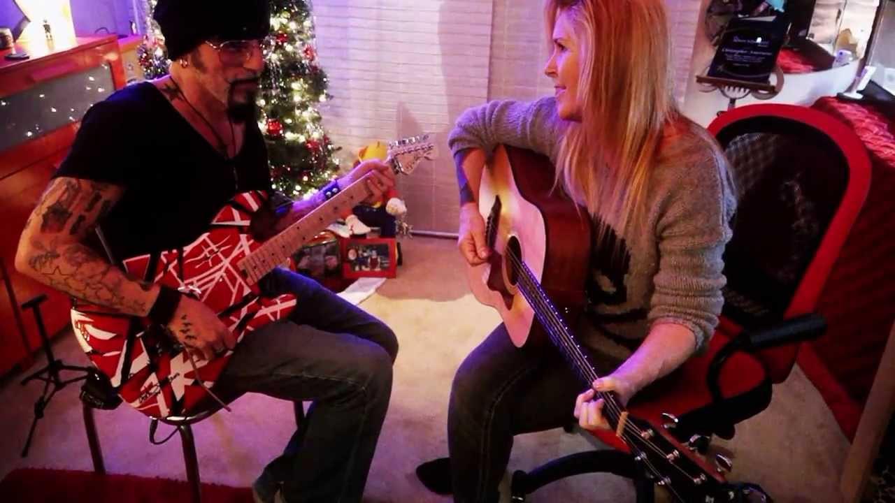 Vegan Thanksgiving Song  Lita Ford & Christopher Ameruoso after Vegan Thanksgiving