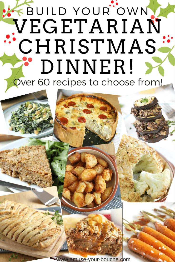 Vegetarian Christmas Dinner  Build your own ve arian Christmas dinner Amuse Your