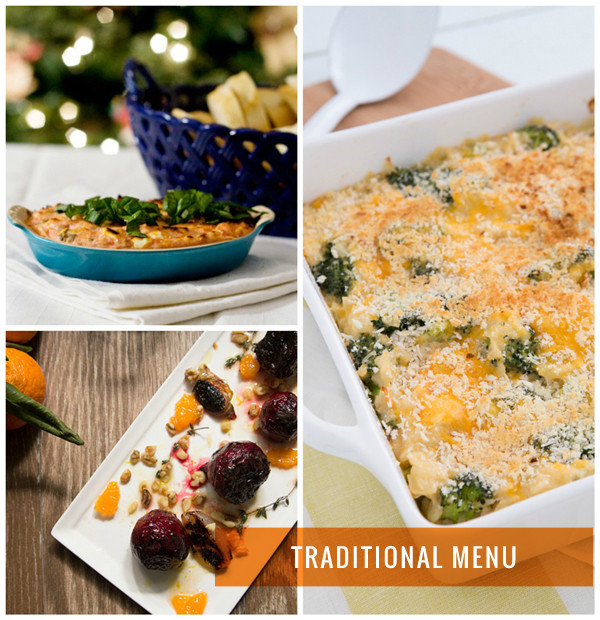 Vegetarian Christmas Dinner  4 Ve arian Christmas Dinner Menus